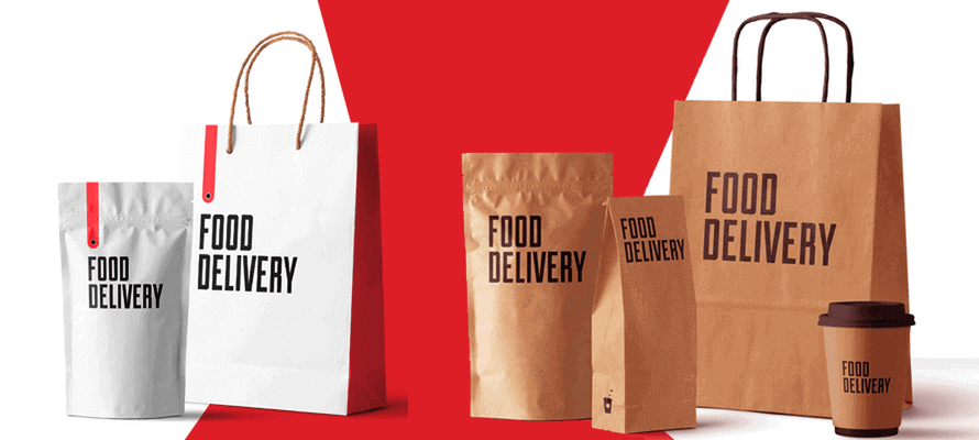 Food delivery pack